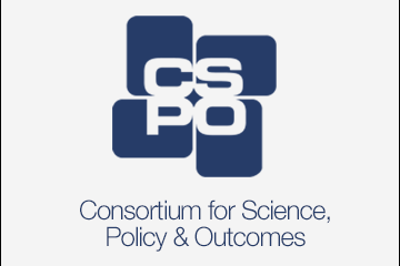 CSPO Consortium of Science, Policy & Outcomes